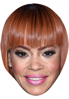 Faith Evans Mask