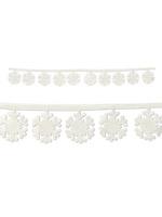 Fabric Snowflake Garlands