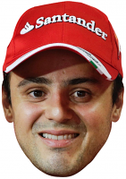 Felipe Massa Mask