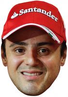 Felipe Massa Mask