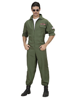 Fighter Jet Pilot (Jumpsuit)