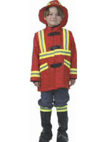 Fire Fighter Costume for Boys