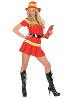 Firegirl (Dress Belt Helmet)