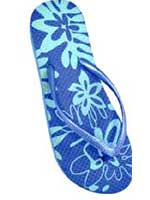 Flip Flops - Ladies Blue