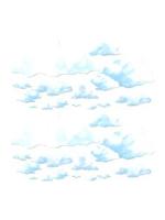 Fluffy Cloud Prop