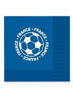 France Football Napkins