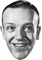 Fred Astaire Mask