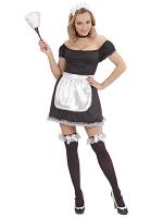 French Maid (Dress, Apron, Choker and Headpiece)