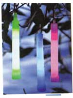 "Garden 6"" Glow Sticks (assorted colours)"