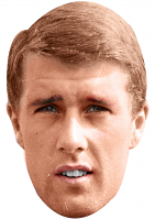 Geoff Hurst Young Mask