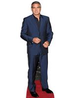 George Clooney Cardboard Cutout