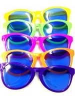 Giant Elton John Glasses - Assorted Colours