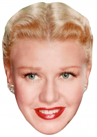 Ginger Rogers Mask
