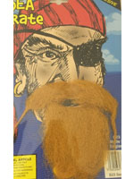 Ginger Sea Pirate Beard