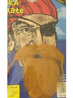Ginger Sea Pirate Beard