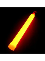 Glow Stick Orange On Cord