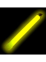 Glow Stick Yellow On Cord