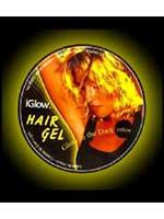 Glow In The Dark Hair Gel Yellow