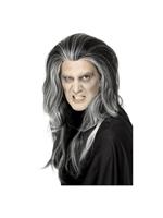 Gothic Vampire Wig - Black