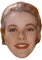 Grace Kelly Mask