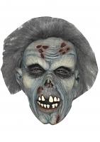 Grey Zombie - Cardboard Mask