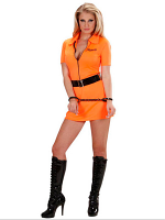Guilty Inmate Costume