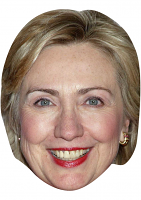 Hilary Clinton Mask