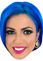 HOLLY HAGAN MASK
