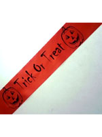 Halloween Sash with Trick or Treat Design 1.4m - Kids