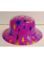 Star Design Bowler Hat