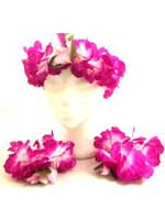 Hawaiian Flower Superior Set - Pink