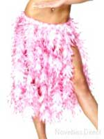 Hawaiian Hula Leaf Skirt