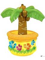 Hawaiian Inflatable Palm Tree Cooler (66cm)