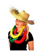 Hawaiian Straw Hat Beachcomber
