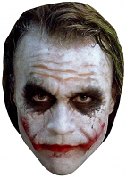 Heath Ledger Joker Face Mask