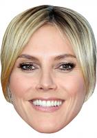 Heidi Klum Mask