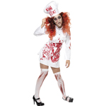 Hell's Kitchen Bloody Chef Costume