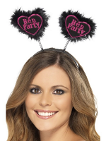 Hen Night Love Heart Head Boppers  * 2 only in stock *