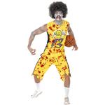 High School Horror Zombie Basketball Player