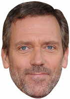 Hugh Laurie Mask