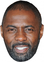 Idris Elba Mask