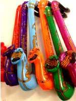 Inflatable Saxophone 21cm