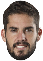Isco Mask (Spain)