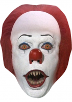 It (Pennywise) Face Mask