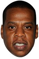 Jay Z Mask