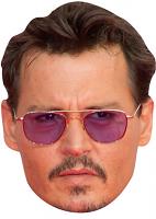 JOHNNY DEPP MASK