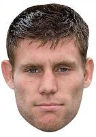 James Milner Mask