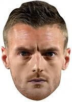 Jamie Vardy Mask