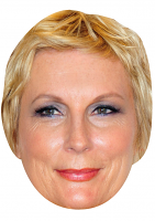 Jennifer Saunders Mask