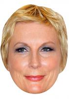 Jennifer Saunders Mask